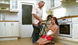 Gaze porn star porn where resplendent chavette give very granddad yes blowjob