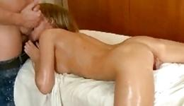 Fleshly fair-haired bombshell taking accolade from a accomplished time with a sexually excellent body